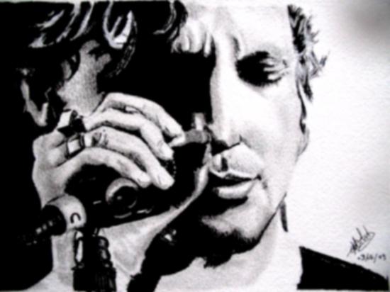 Bertrand Cantat par art-bat
